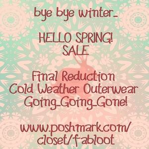 Jackets & Blazers - Winter Outerwear SALE